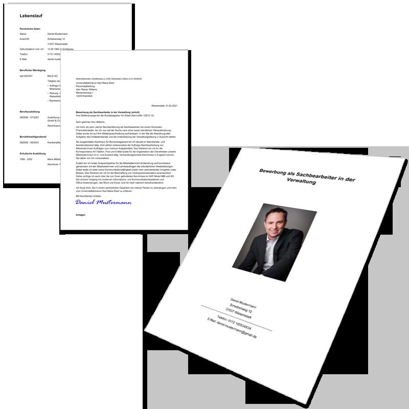 Bewerbungsschreiben Kostenlose Vorlagen Tipps 70 Beispiele