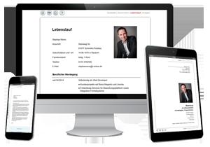 Online-Editor zum Bewerbung schreiben