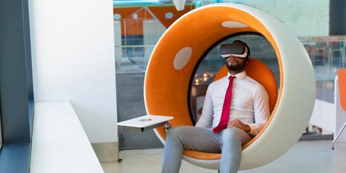 Der Arbeitsplatz der Zukunft: Von der Utopie zur Realität