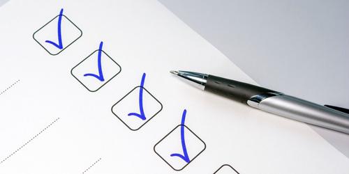 Checkliste Arbeitszeugnis - Was muss ich beachten?