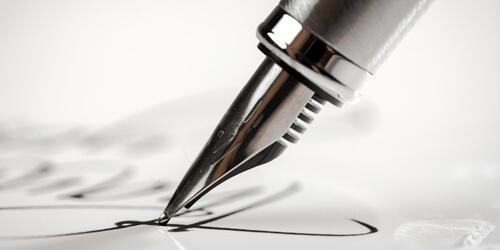 Bewerbung - die richtige Schriftart und Schriftgröße
